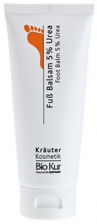 Bio Kur Fuß Balsam 5% Urea